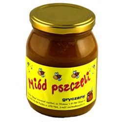 Buckwheat Honey - masa netto: 420g