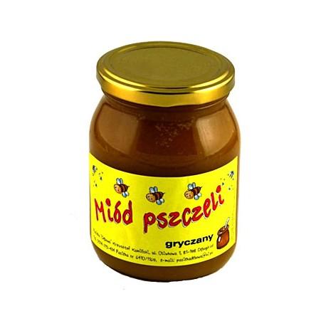 Buckwheat Honey - masa netto: 420g
