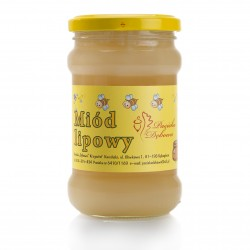 Lime Honey - netto: 420g.