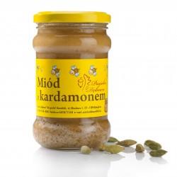 Honey & Cardamom - 400g