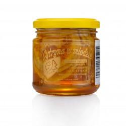 Honig mit citron