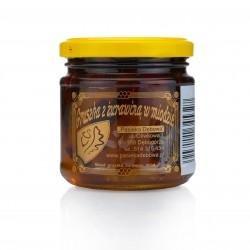 Birnen im Honig