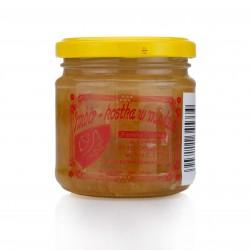 Ingwerwürfel im Honig