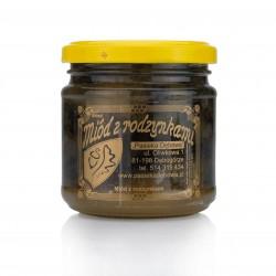 Honig mit Rosinen