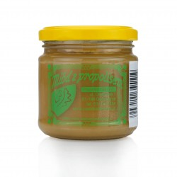 Creamed honey with propolis,weight: 250g.