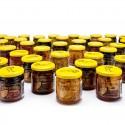 Honig mit getrockneten Südfrücht