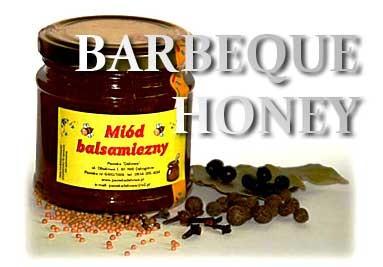 BBQ honey